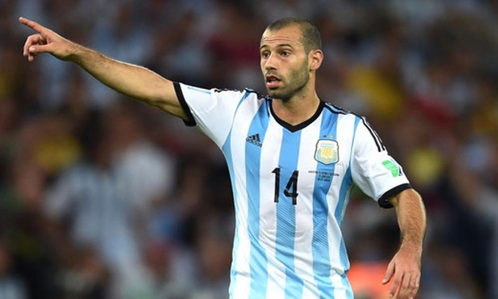 Παγκόσμιο Κύπελλο Ποδοσφαίρου 2018: Πρώτος σε συμμετοχές στην εθνική Αργεντινής ο Μασεράνο