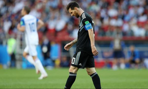 Παγκόσμιο Κύπελλο Ποδοσφαίρου 2018: Αργεντινή-Ισλανδία 1-1 (photos)