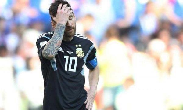 Παγκόσμιο Κύπελλο Ποδοσφαίρου 2018: Το πήρε πάνω του ο Μέσι: «Εγώ φταίω»!