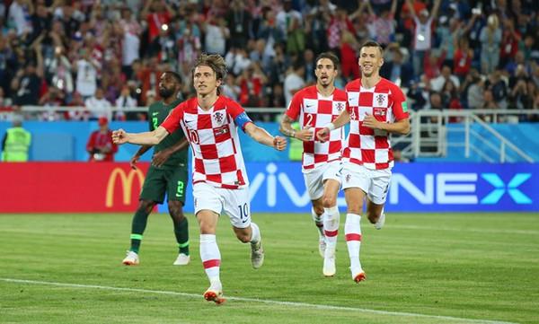 Παγκόσμιο Κύπελλο Ποδοσφαίρου 2018: Κροατία-Νιγηρία 2-0 (photos)