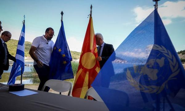 Live - Νέα εποχή από τις Πρέσπες: Η τελετή υπογραφής της συμφωνίας για το Σκοπιανό (video)