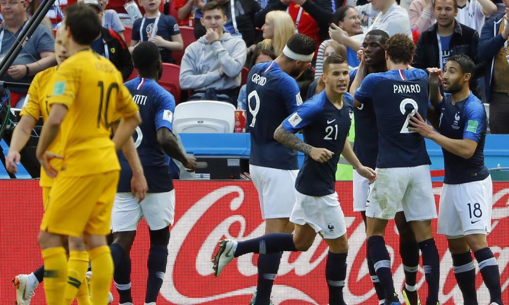 Παγκόσμιο Κύπελλο Ποδοσφαίρου 2018: Η FIFA «χρέωσε» το 2-1 της Γαλλίας στον Μπέχιτς