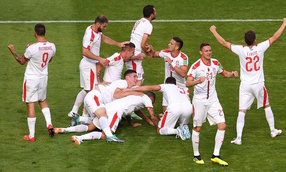 Παγκόσμιο Κύπελλο Ποδοσφαίρου 2018: Κόστα Ρίκα-Σερβία 0-1 (photos)