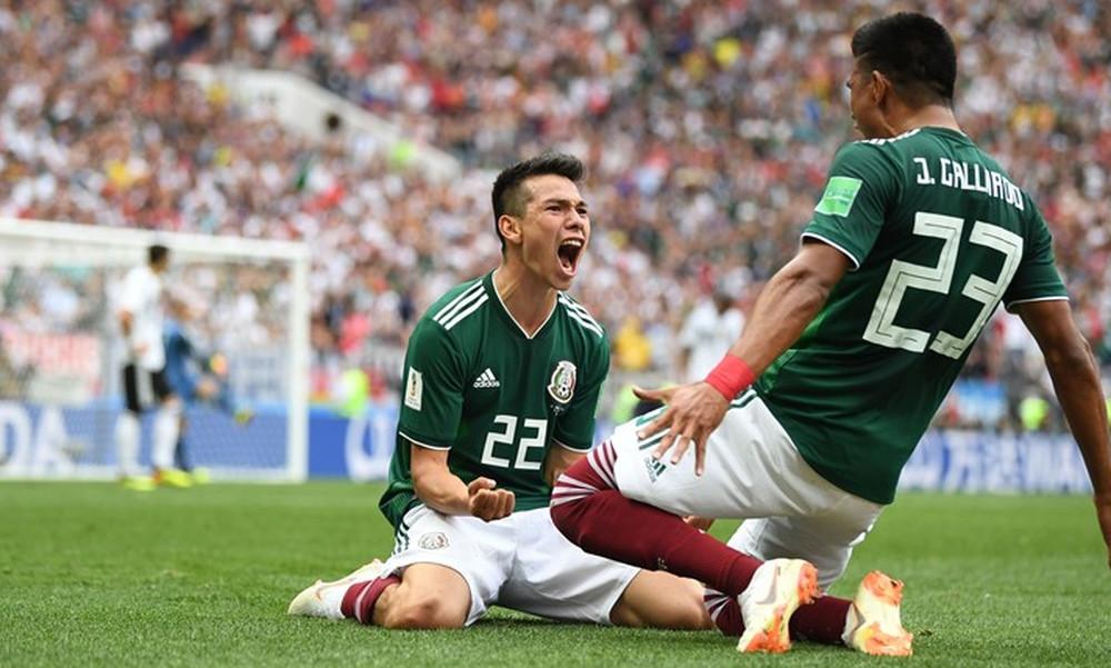 Παγκόσμιο Κύπελλο Ποδοσφαίρου 2018: Γερμανία-Μεξικό 0-1 (photos)