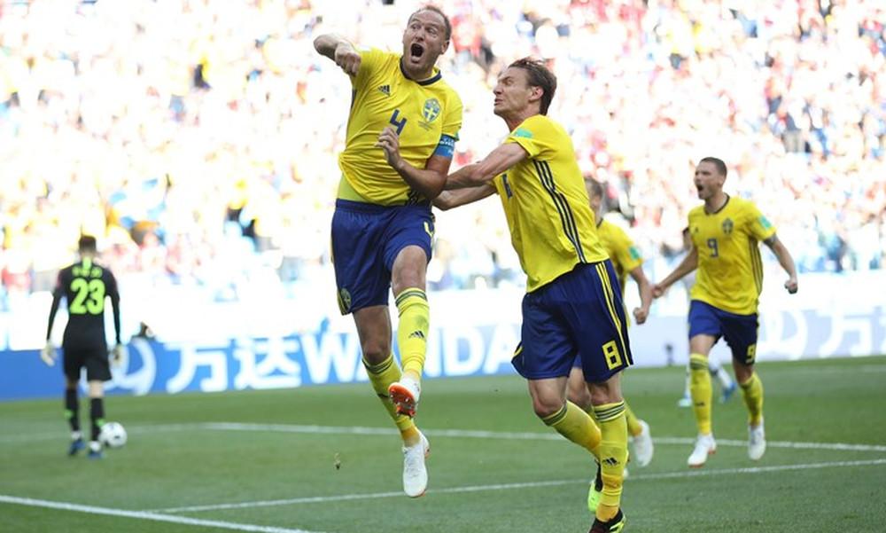 Παγκόσμιο Κύπελλο Ποδοσφαίρου 2018: Σουηδία - Νότια Κορέα 1-0 (photos)