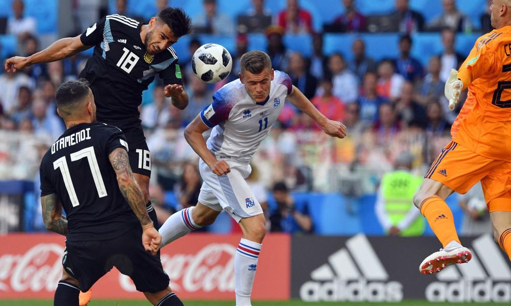 Παγκόσμιο Κύπελλο Ποδοσφαίρου 2018: Όλη η Ισλανδία είδε τον αγώνα με την Αργεντινή