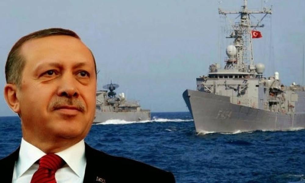 Αποκάλυψη «βόμβα»: Γιατί ο Ερντογάν σκοπεύει να «πλημυρίσει» με πολεμικά πλοία το Αιγαίο