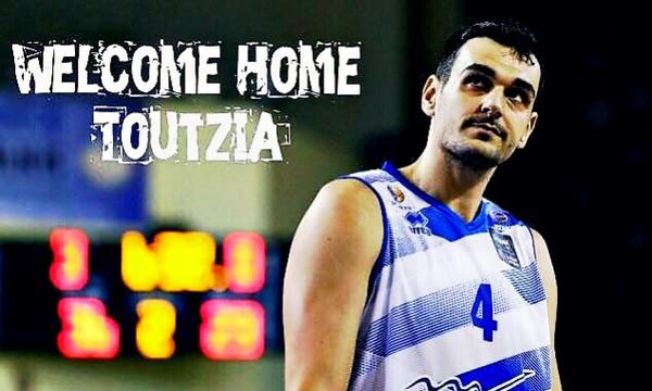 Παίκτης της Κύμης ξανά ο Σταύρος Τουτζιαράκης!