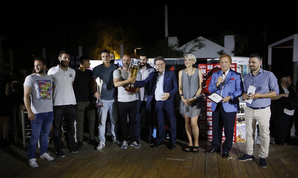 Το ΙΕΚ ΑΛΦΑ τίμησε τον Πρωταθλητή και Κυπελλούχο Ελλάδος στο Handball, OΛΥΜΠΙΑΚΟ-ΟΜΙΛΟ ΞΥΝΗ