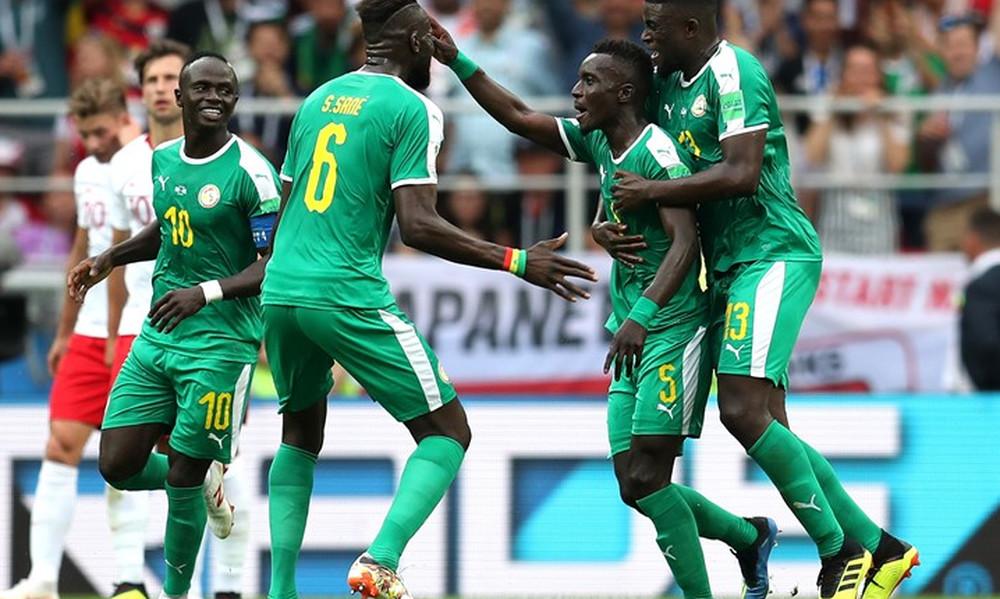 Παγκόσμιο Κύπελλο Ποδοσφαίρου 2018: Πολωνία-Σενεγάλη 1-2 (photos)