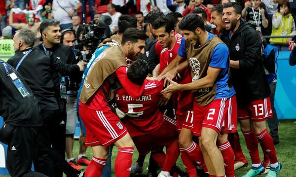 Παγκόσμιο Κύπελλο Ποδοσφαίρου 2018: 15 φορές που πανηγύρισες ΑΔΙΚΑ όπως οι Ιρανοί με Ισπανία