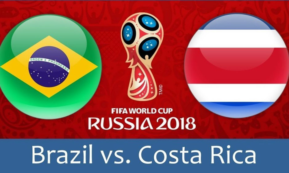 Μονόδρομος η νίκη για Βραζιλία