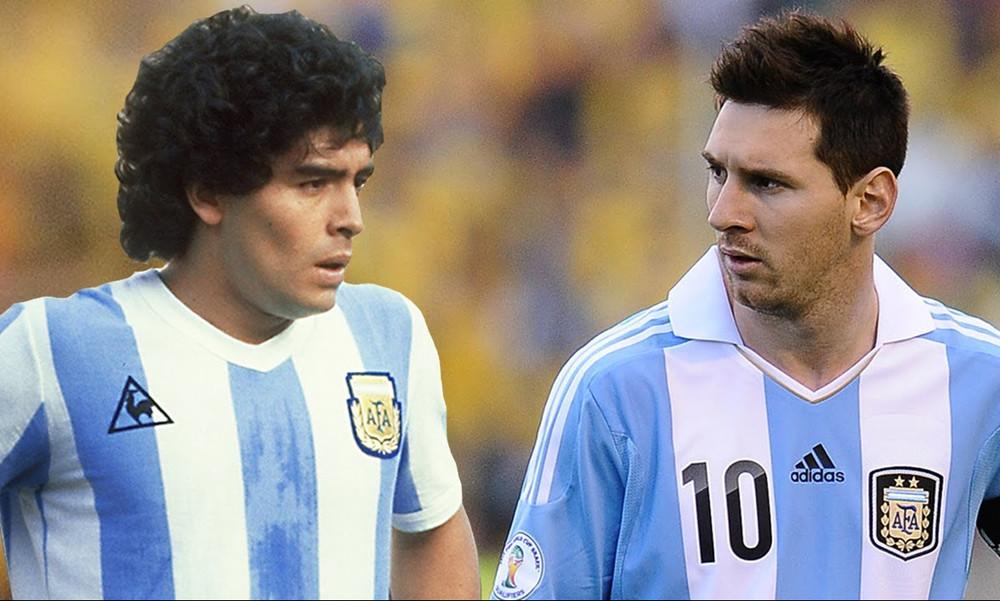 Παγκόσμιο Κύπελλο Ποδοσφαίρου 2018: «Ο Μαραντόνα είναι έτη φωτός πίσω από τον Μέσι»