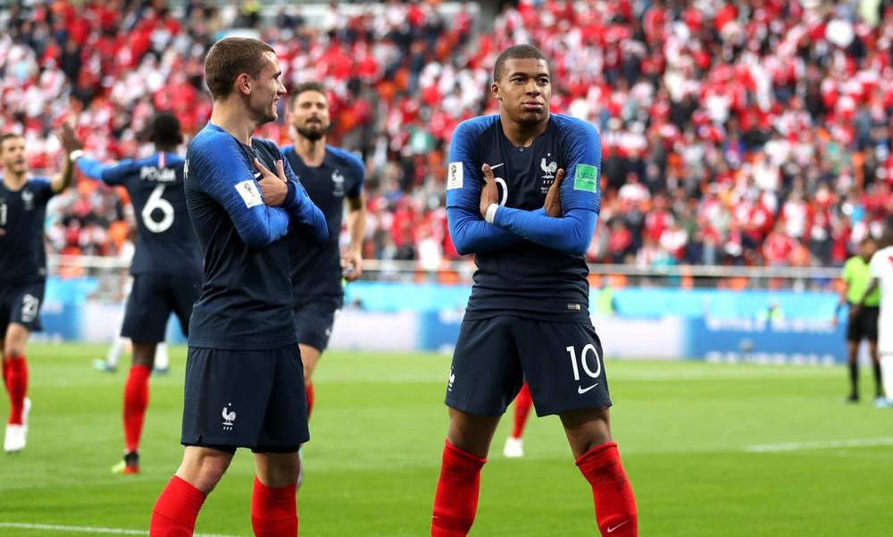 Παγκόσμιο Κύπελλο Ποδόσφαιρο 2018: Γαλλία-Περού 1-0 (video)