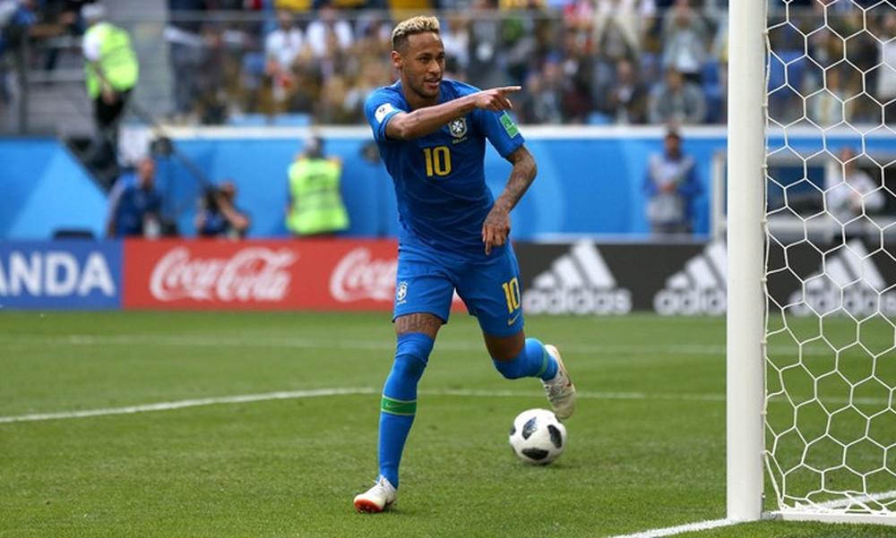 Παγκόσμιο Κύπελλο Ποδόσφαιρου 2018: Βραζιλία-Κόστα Ρίκα 2-0 (photos)