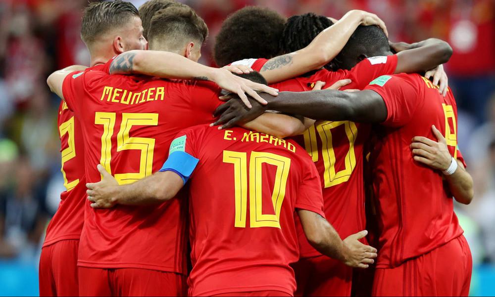 Παγκόσμιο Κύπελλο Ποδοσφαίρου 2018: Βόμβα… με Βέλγιο