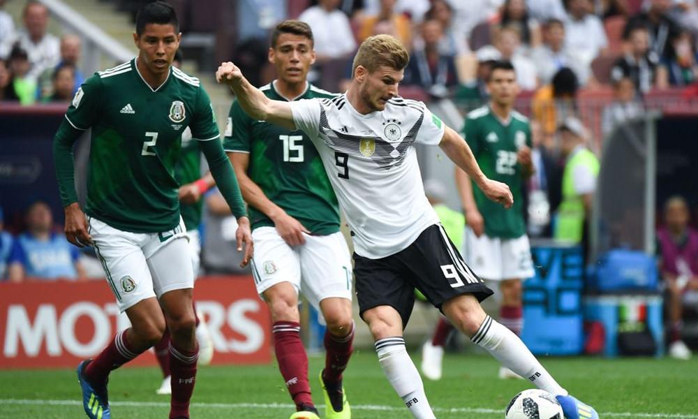Παγκόσμιο Κύπελλο Ποδοσφαίρου 2018: Φαβορί το Μεξικό, «ζόρια» για Γερμανία