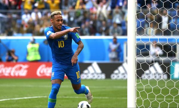 Παγκόσμιο Κύπελλο Ποδοσφαίρου 2018: Επικό βρίσιμο Νεϊμάρ σε Ντουάρτε! «Το μ… της μάνας σου!» (video)