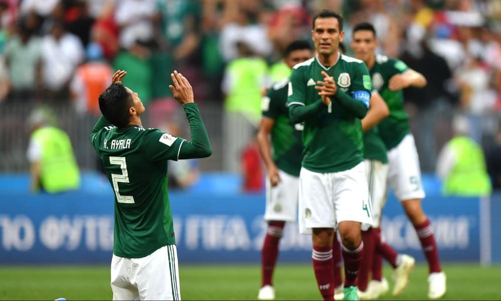 Παγκόσμιο Κύπελλο Ποδοσφαίρου 2018: Ποντάρισμα σε Μεξικό
