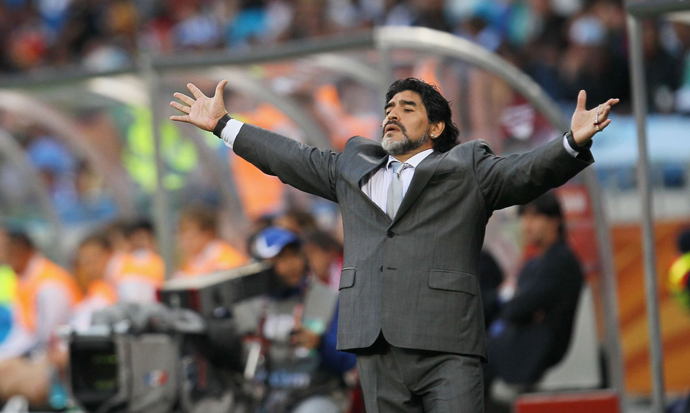 Παγκόσμιο Κύπελλο Ποδοσφαίρου 2018: Έξαλλος ο Μαραντόνα με τους παίκτες της Αργεντινής