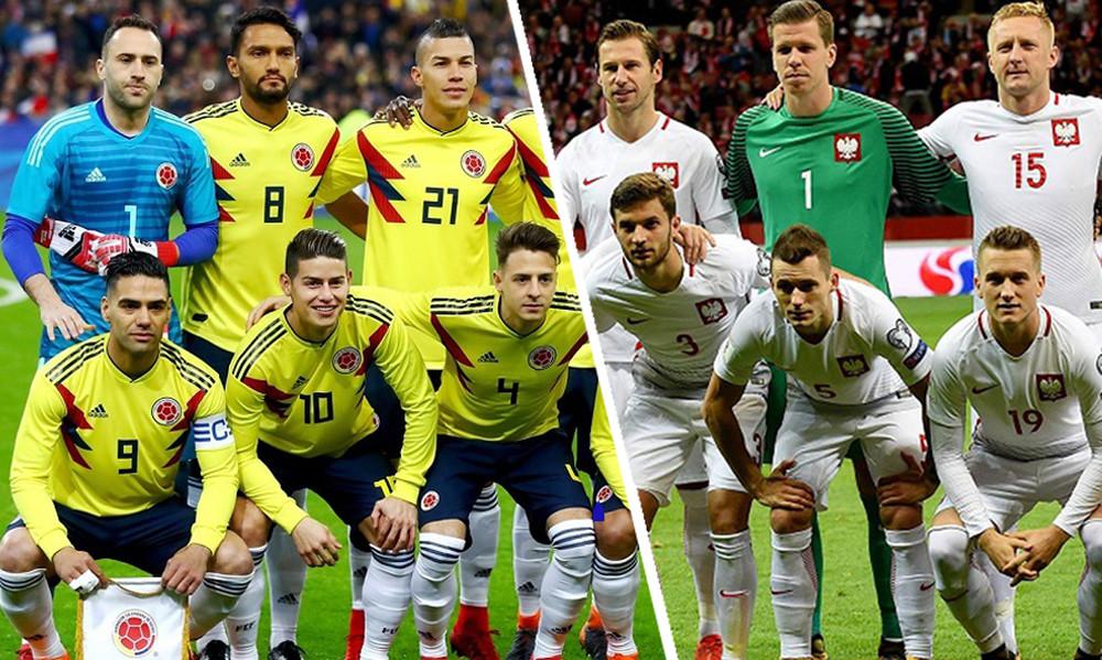 «Τελικός» το Πολωνία-Κολομβία