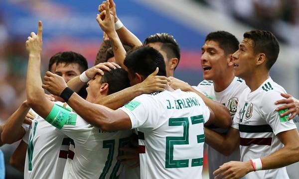 Παγκόσμιο Κύπελλο Ποδοσφαίρου 2018: Ν. Κορέα-Μεξικό 1-2 (photos)