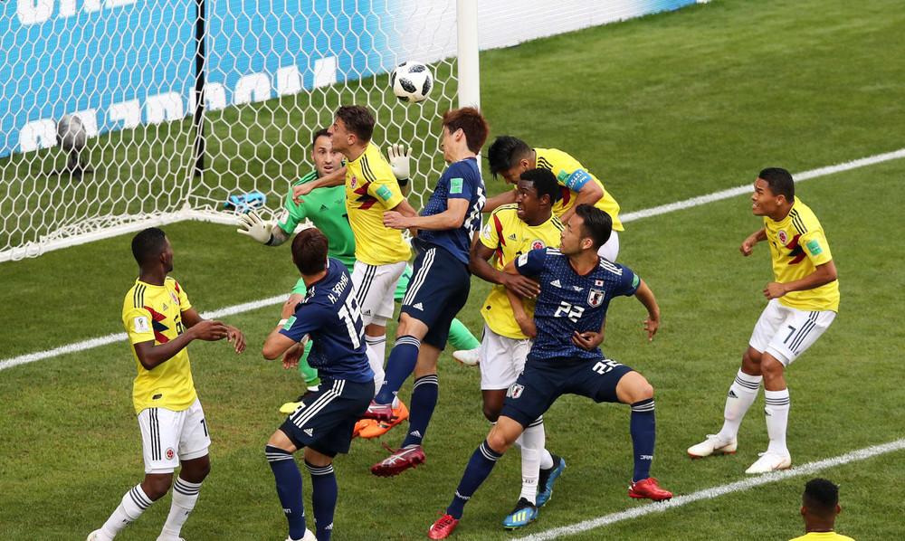 Παγκόσμιο Κύπελλο Ποδοσφαίρου 2018: Έκπληξη στο Ιαπωνία - Σενεγάλη