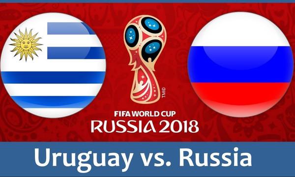 Χωρίς άγχος Ρωσία και Ουρουγουάη