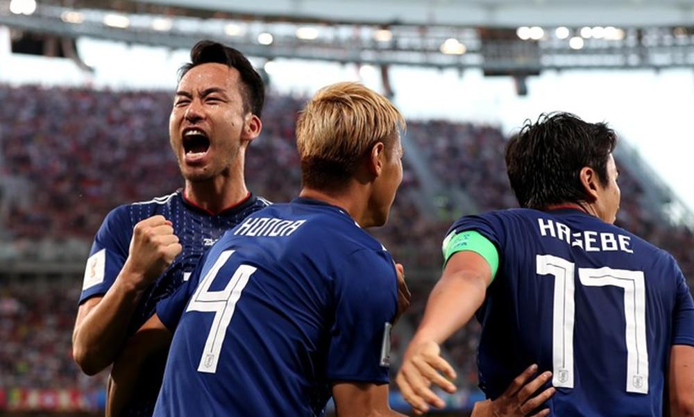 Παγκόσμιο Κύπελλο Ποδοσφαίρου 2018: Ιαπωνία-Σενεγάλη 2-2 (photos)
