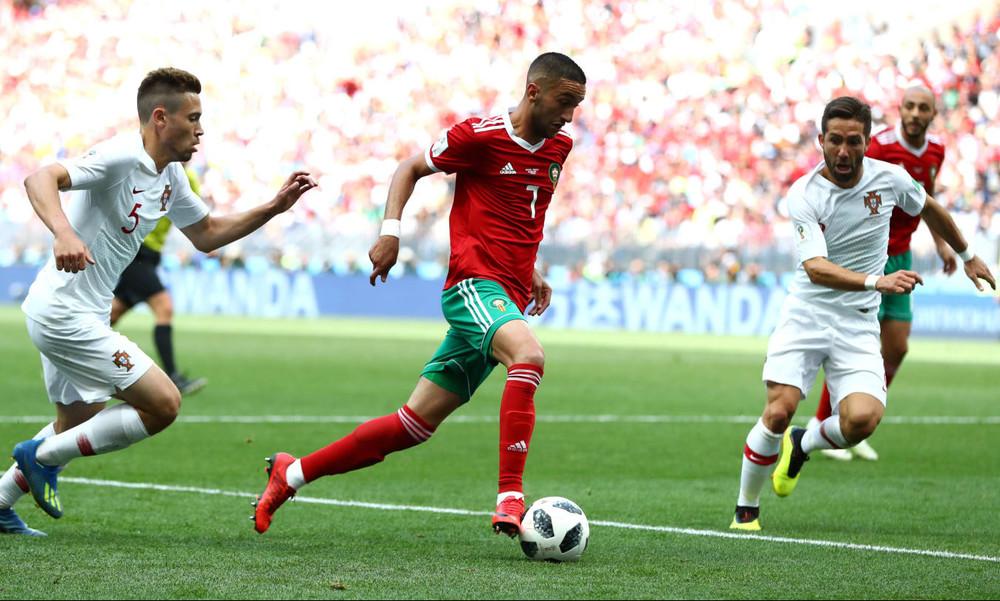 Παγκόσμιο Κύπελλο Ποδοσφαίρου 2018: Στήριγμα τα γκολ