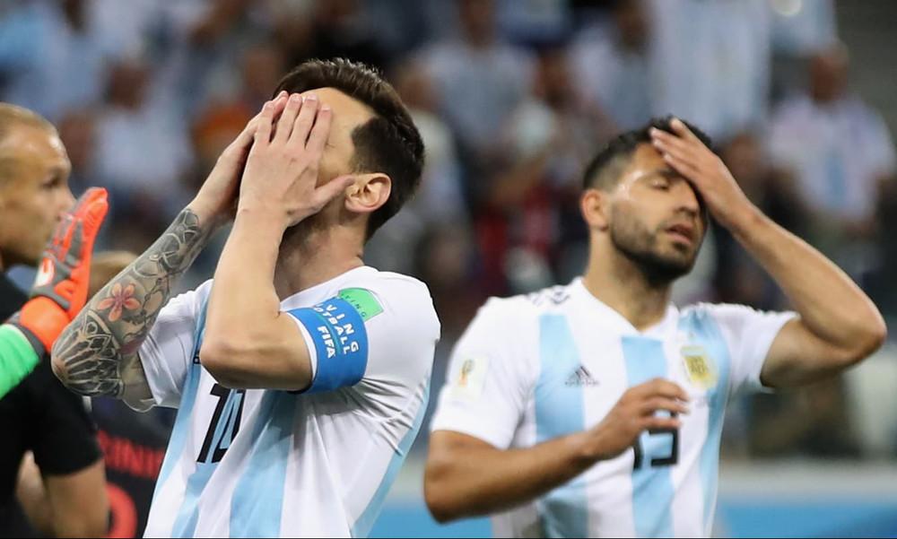 Παγκόσμιο Κύπελλο Ποδοσφαίρου 2018: Σκάει… βόμβα με Αργεντινή!