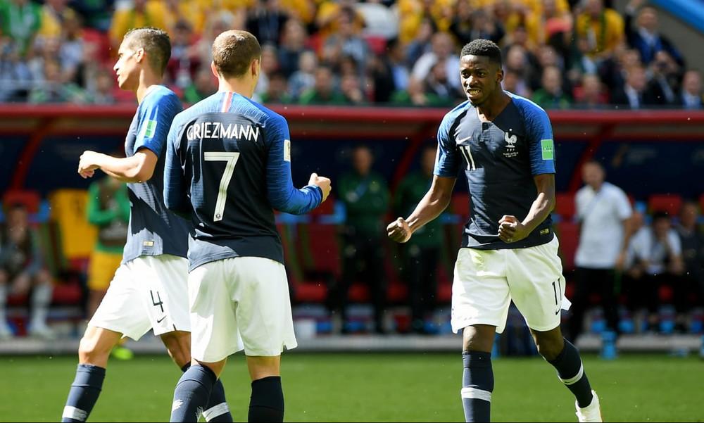 Παγκόσμιο Κύπελλο Ποδοσφαίρου 2018: Το ντέρμπι η Γαλλία