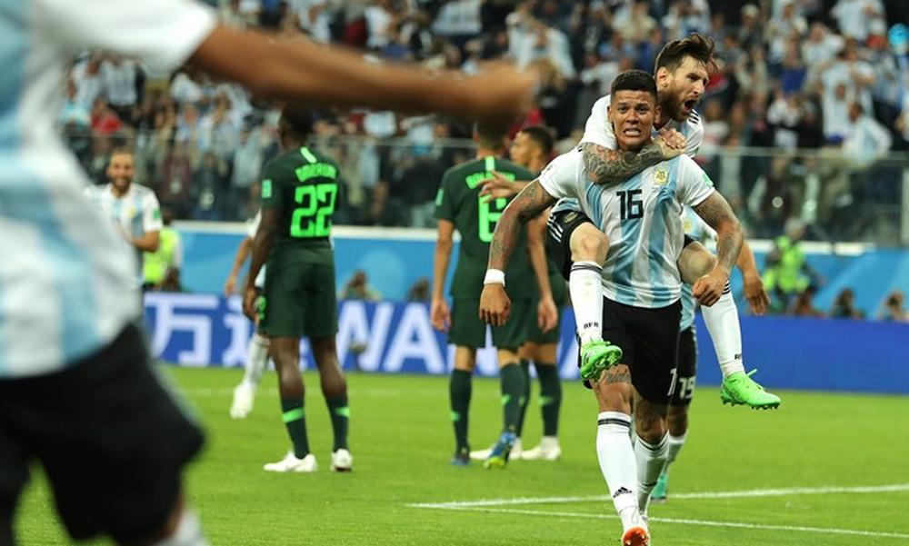 Παγκόσμιο Κύπελλο Ποδοσφαίρου 2018: Νιγηρία-Αργεντινή 1-2 (photos)