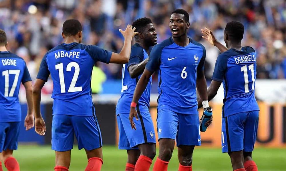 Παγκόσμιο Κύπελλο Ποδοσφαίρου 2018: Αυτό είναι το μυστικό της επιτυχίας των Γάλλων!