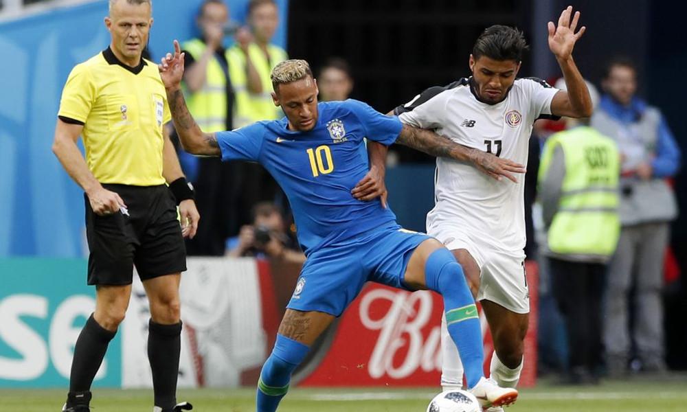 Παγκόσμιο Κύπελλο Ποδοσφαίρου 2018: Τελικοί πρόκρισης
