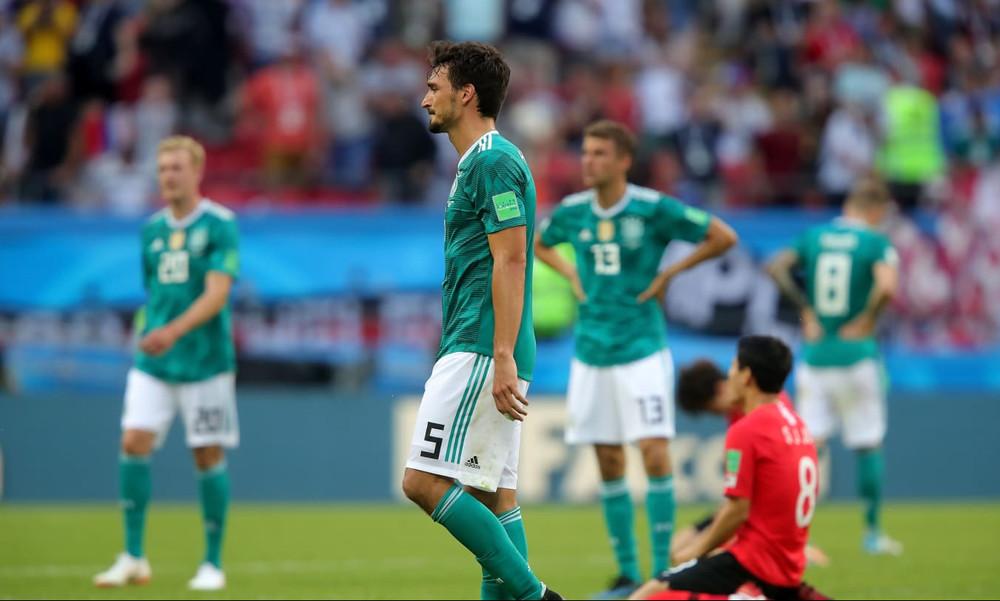 Μουντιάλ 2018: Ίδιο πρωτοσέλιδο Bild για το κάζο Γερμανίας με το 7-1 επί Βραζιλίας (photo)