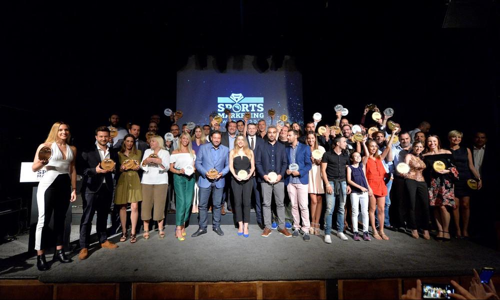Η LG βραβεύτηκε για 2η συνεχόμενη χρονιά στα Sports Marketing Awards (photos)