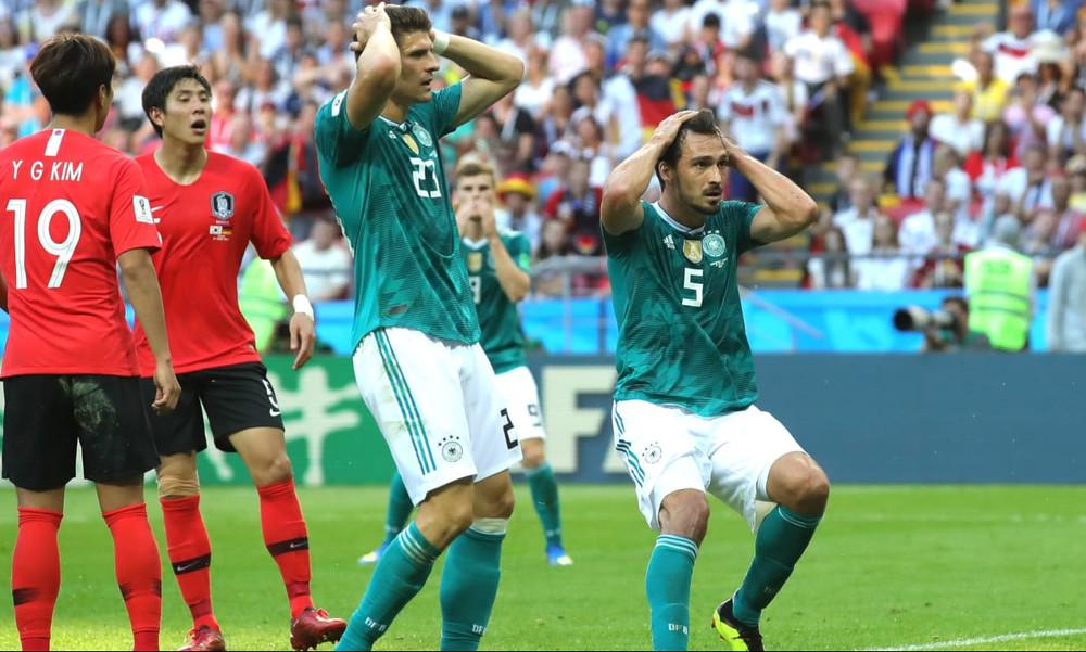 Παγκόσμιο Κύπελλο Ποδοσφαίρου 2018: Τα πιο ηχηρά «μπαμ» της πρώτης φάσης