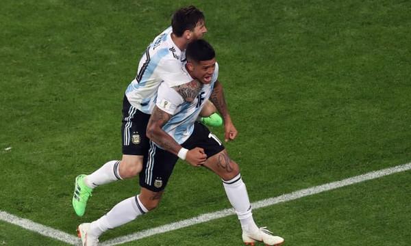 Παγκόσμιο Κύπελλο Ποδοσφαίρου 2018: Το «δώρο» του Πούτιν σε δύο φίλους της Αργεντινής
