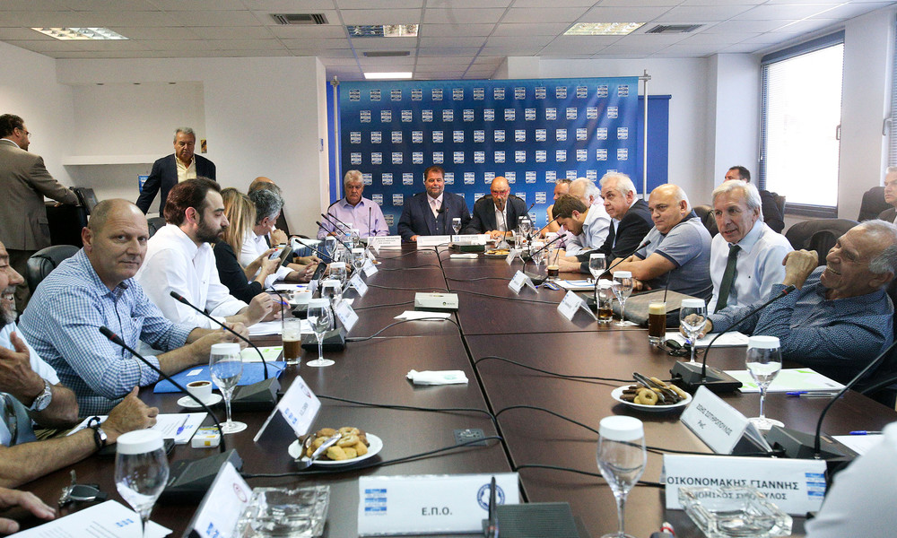 Super League: Αρνητικός ο Βασιλειάδης στην αντιπρόταση - Ραντεβού τη Δευτέρα, αλλά όλα στον «αέρα»