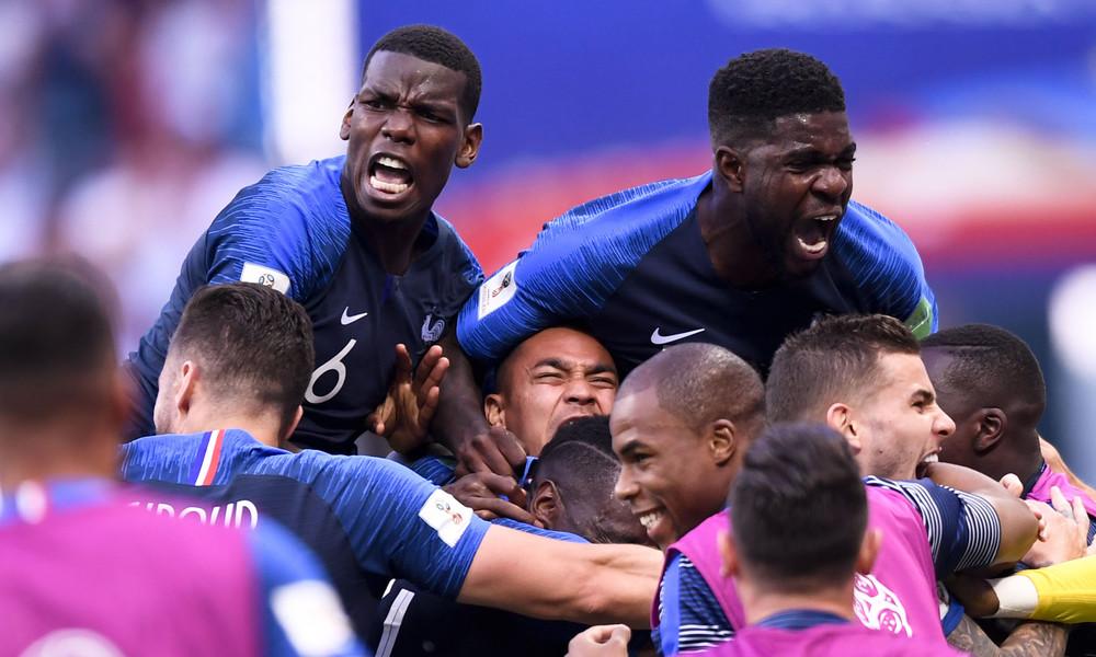 Παγκόσμιο Κύπελλο Ποδοσφαίρου 2018: Γαλλία - Αργεντινή 4-3 (photos)