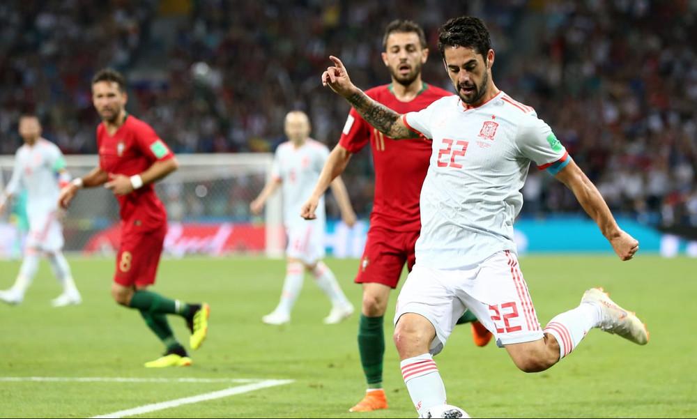Παγκόσμιο Κύπελλο Ποδοσφαίρου 2018: Θα σκοράρει ο Ίσκο κόντρα στη Ρωσία;