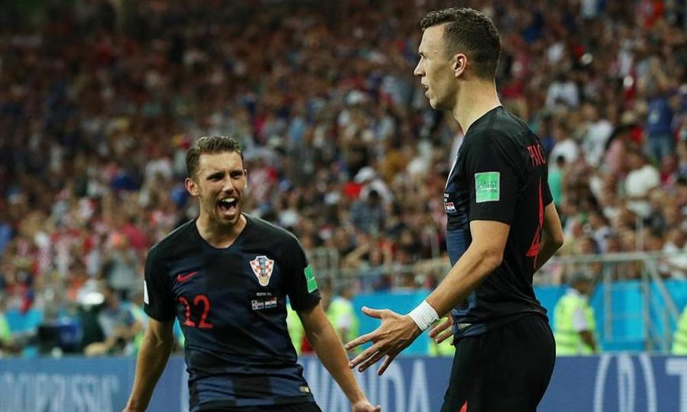 Μουντιάλ 2018: Με φόρα οι Κροάτες