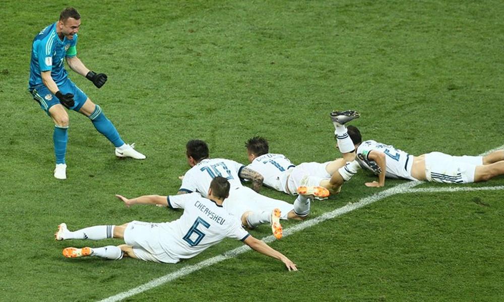 Παγκόσμιο Κύπελλο Ποδοσφαίρου 2018: Ισπανία-Ρωσία 3-4 πεν. (1-1 κ.δ., παρ.)