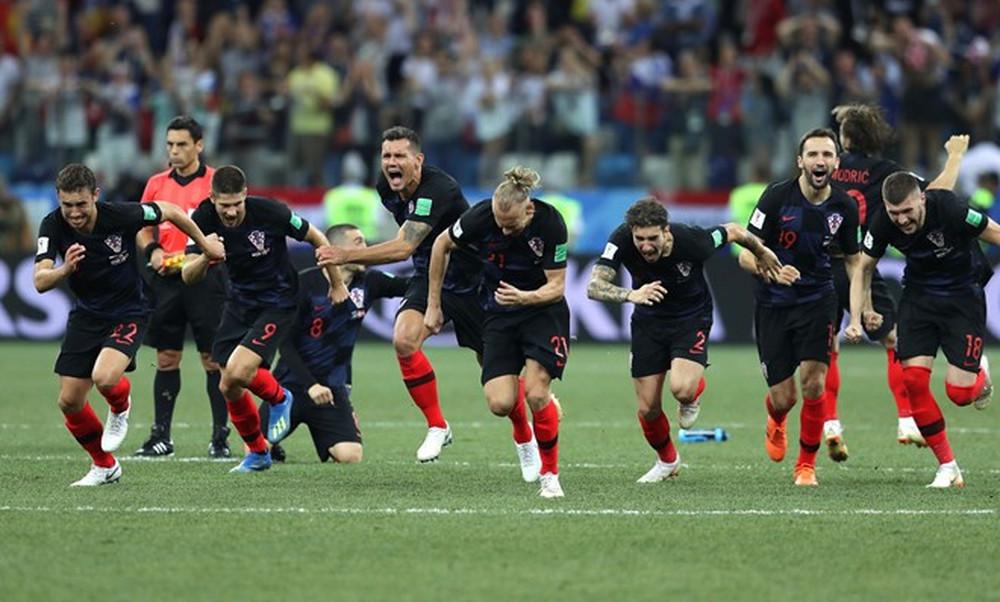 Παγκόσμιο Κύπελλο Ποδοσφαίρου 2018: Κροατία-Δανία 3-2 πεν. (1-1 κδ, παρ.)