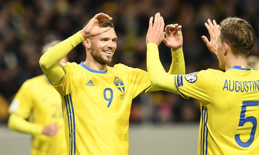 Μουντιάλ: Σε ελκυστική τιμή η Σουηδία