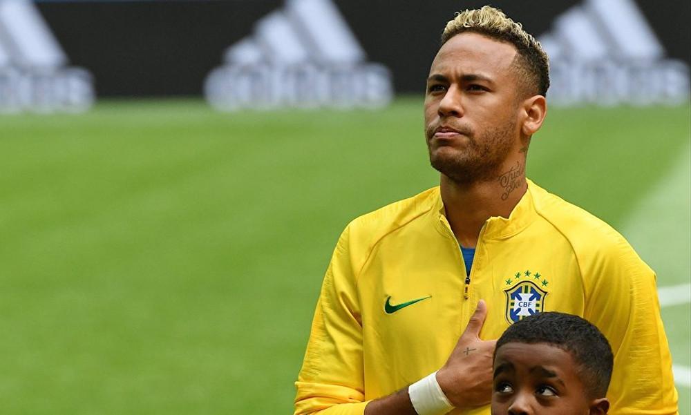 Παγκόσμιο Κύπελλο Ποδοσφαίρου 2018: «Ο Νεϊμάρ είναι αξιοθαύμαστος και θεαματικός»