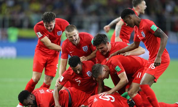 Παγκόσμιο Κύπελλο Ποδοσφαίρου 2018: «Γκρεμίστηκε» το γήπεδο με την επική πρόκριση της Αγγλίας (vid)