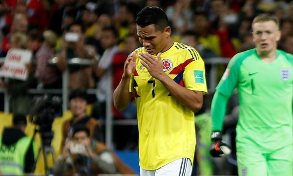 Παγκόσμιο Κύπελλο Ποδοσφαίρου 2018: Απειλές θανάτου στους παίκτες της Κολομβίας!