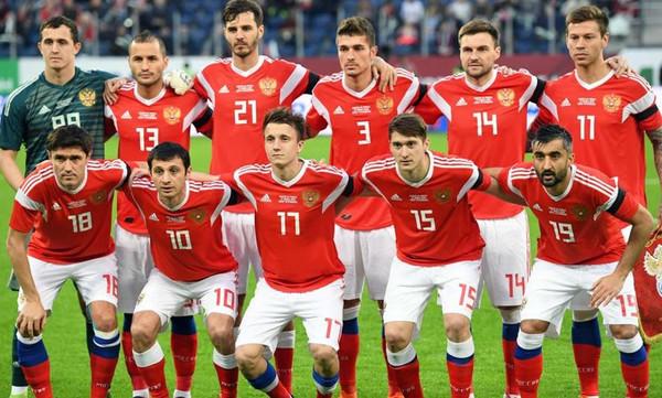 Παγκόσμιο Κύπελλο Ποδοσφαίρου 2018: Οι Ρώσοι πιστεύουν στην κατάκτηση του τίτλου